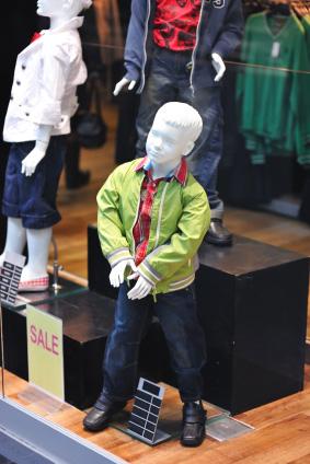 Tanie ubrania dla dzieci w sklepie